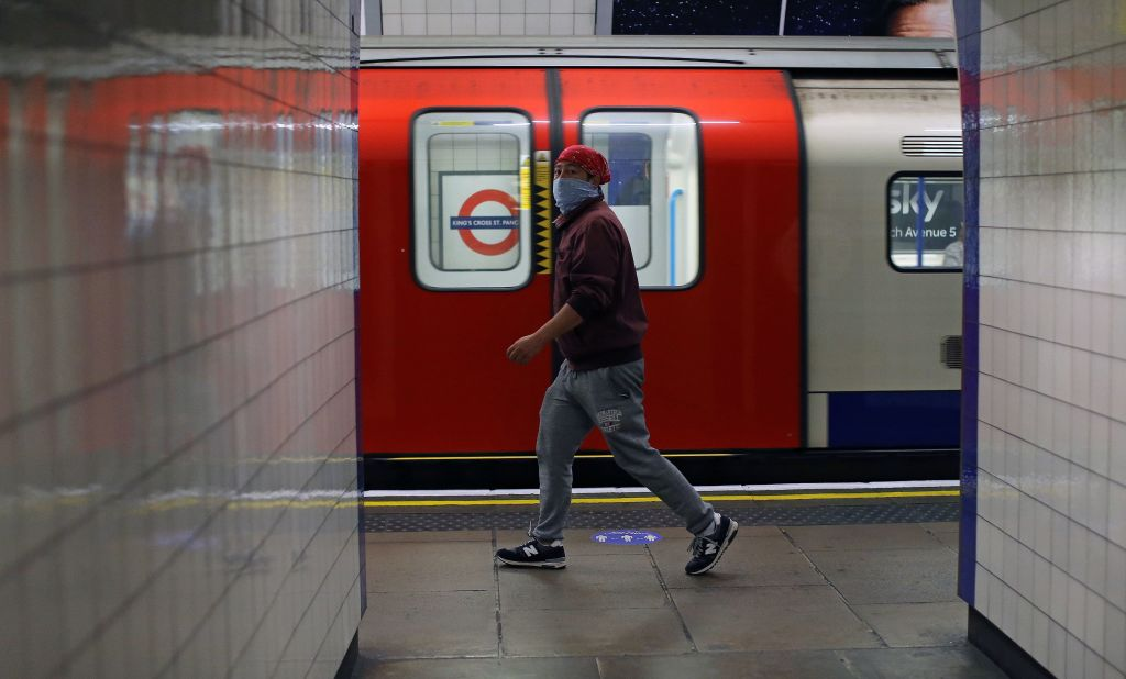 PM calls for driverless Tube trains as TfL bailout condition