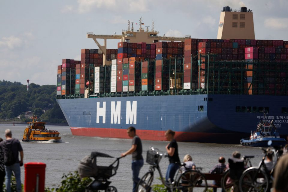 Germany's Exports Fall By 31% During The Coronavirus Pandemic