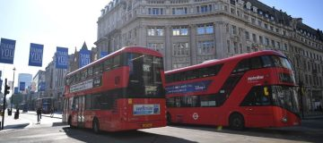 Fares now reinstated on all London buses