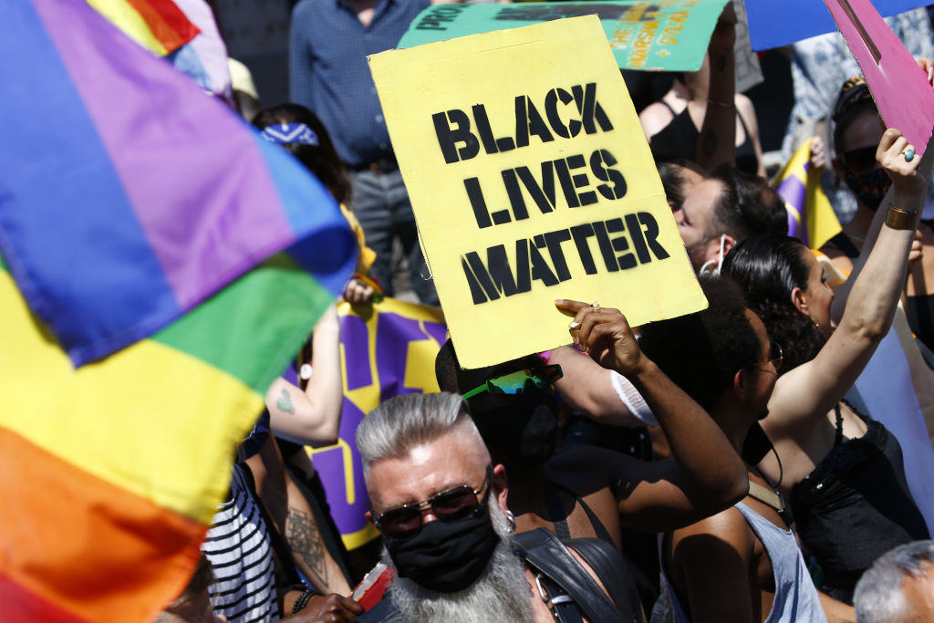 Pride in a pandemic: Putting intersectionality top of the agenda - CityAM