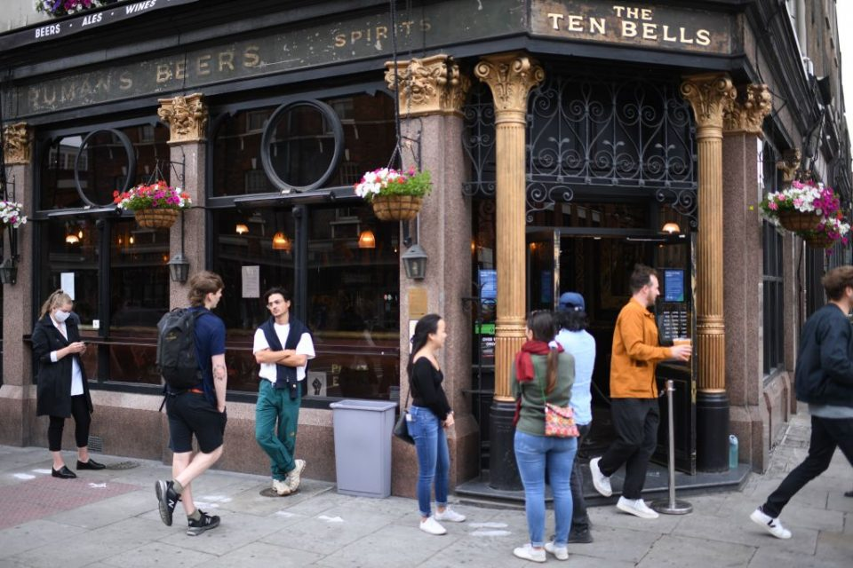 London pubs will reopen for the first time since March on Super Saturday as boozers are expected to flock to the capital