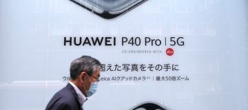 Huawei banned from UK