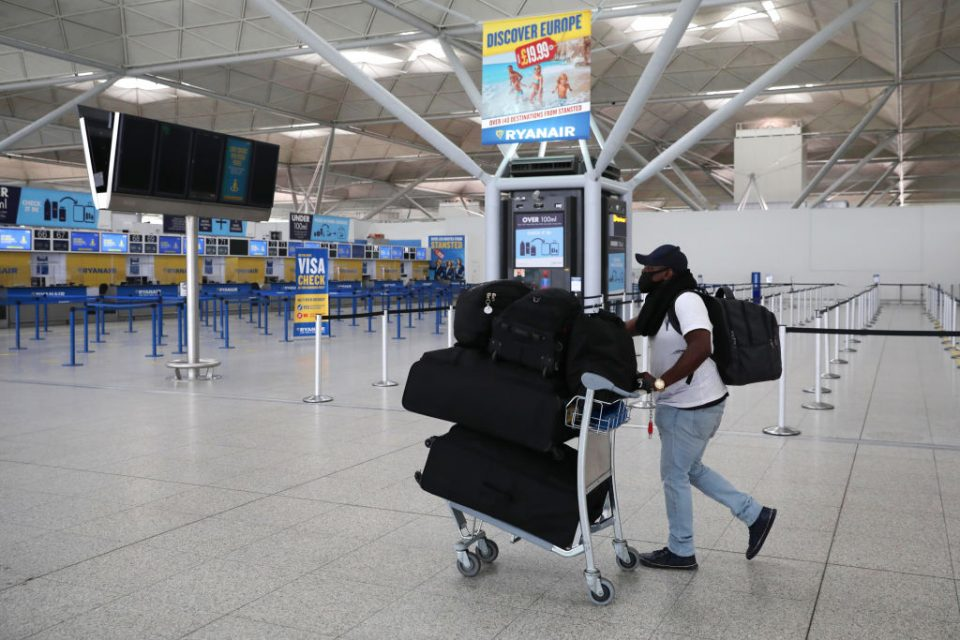 People from England will be able to go to more than 50 countries from 10 July without having to quarantine on return, the government has announced.