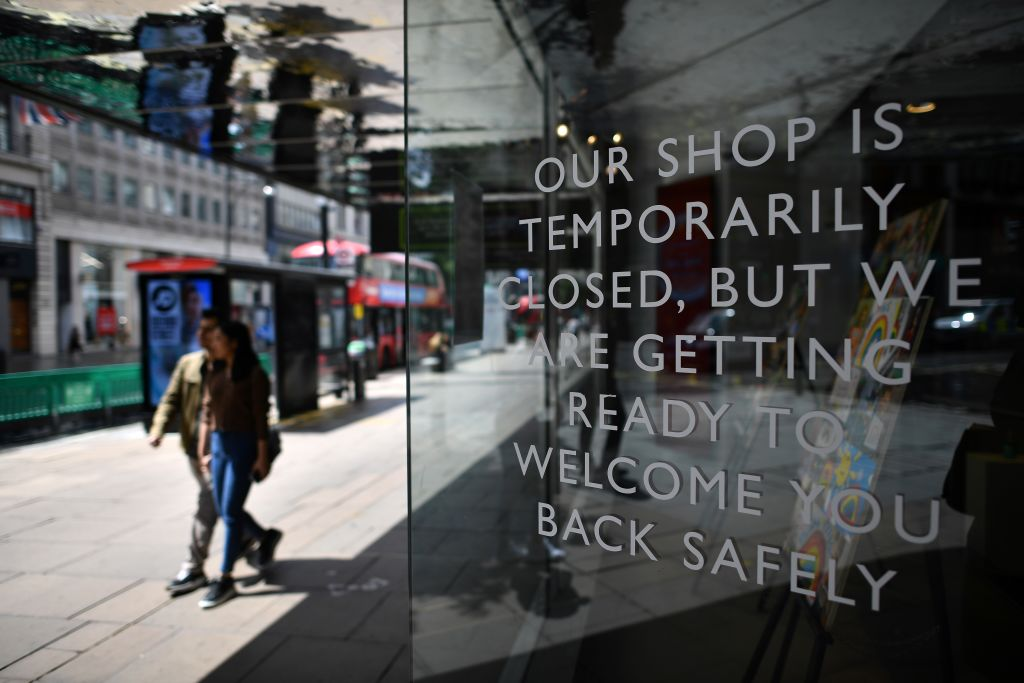 While some John Lewis department stores are reopening, around eight face permanent closure after the pandemic