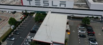 Shares in electric vehicle firm Tesla continued their meteoric rise today, jumping another 14.6 per cent to hit $1,770.33 this afternoon.