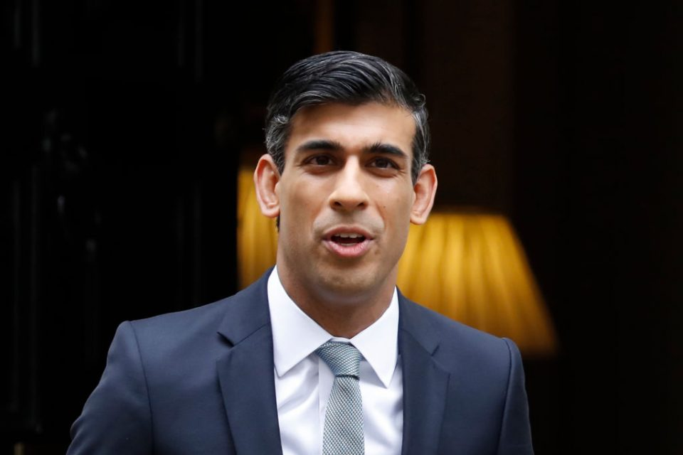 UK unemployment rate to rise when Rishi Sunak's furlough scheme ends