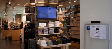 Muji files for bankruptcy in the US