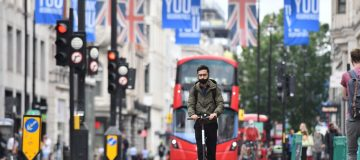 UK retail sales near June recovery after lockdown plunge