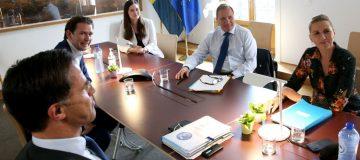EU leaders make progress in €750bn coronavirus fund talks