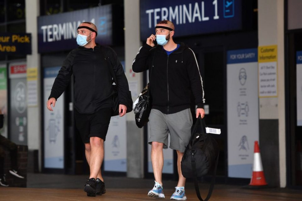 The government will reportedly impose a 14-day quarantine on people returning from Luxembourg after an increase in the number of coronavirus cases in the country.