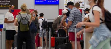 The Foreign Office is now warning against all but essential travel to the Balearic and Canary Islands after a surge in coronavirus infections in Spain.
