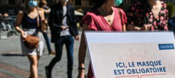 France's health minister has said that local authorities will be able to enforce the wearing of face masks in outdoor areas to prevent the spread of coronavirus.
