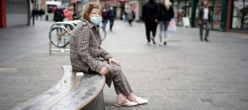 UK Government Warns Of Second Coronavirus Spike As It Requires Masks In Shops
