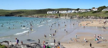 Cornwall Reopens To Summer Tourists