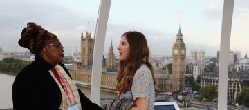 London Eye Turned Into Classrooms For International Day Of The Girl