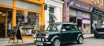The Mini Cooper Sport is a life-affirming blast from the past