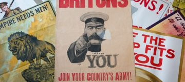 WW1 Recruitment Posters To Be Auctioned