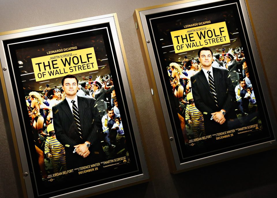 The Academy Of Motion Picture Arts And Sciences Hosts An Official Academy Members Screening Of The Wolf Of Wall Street