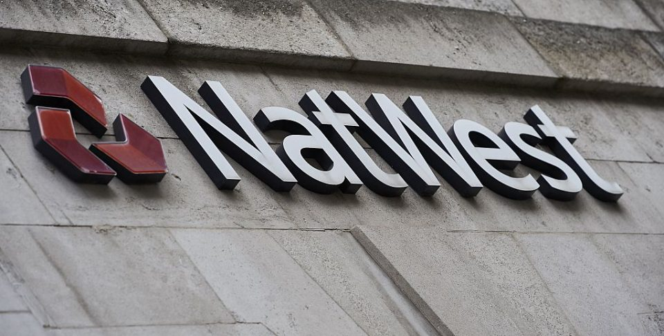 Natwest sinks to a loss as it sets aside £2.9bn for bad loans