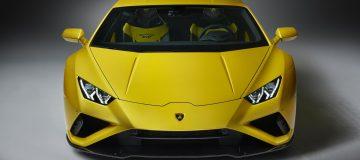 We sample the new rear-wheel-drive Lamborghini Huracan RWD