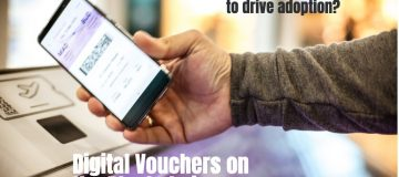 Recovery Vouchers on the Blockchain