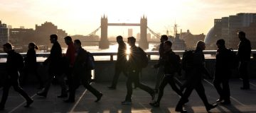 BRITAIN-ECONOMY-BUSINESS-FINANCE-LONDON