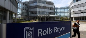 Rolls-Royce to raise up to £2.5bn in dash for funding