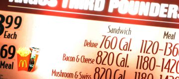 NYC Begins Enforcement Of Calorie Count Postings At Chain Restaurants