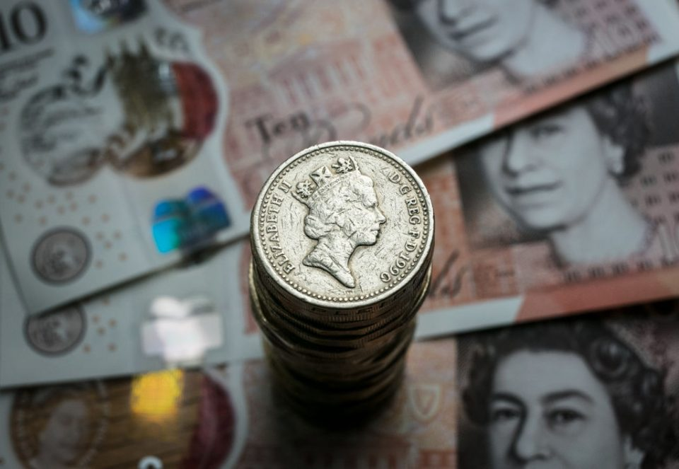 Old Pound Coin Sterling Ceases To Be Legal Tender on Sunday