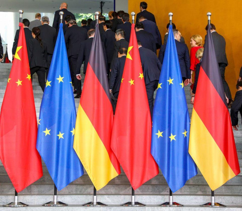 GERMANY-CHINA-DIPLOMACY-TRADE