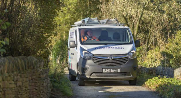 Openreach to deliver fibre to 3.2m extra homes as it slams government inaction