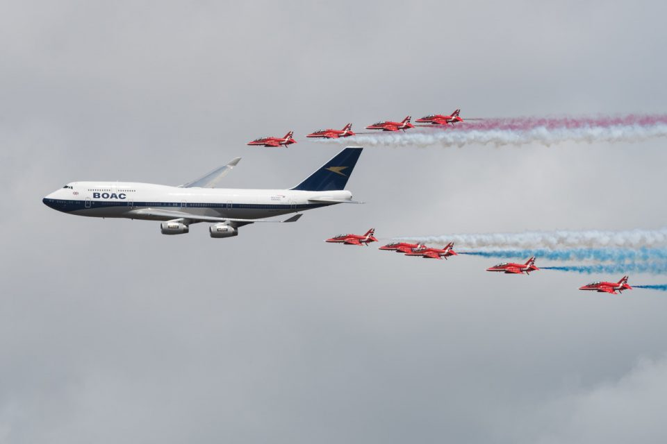 British Airways retires entire fleet of Boeing 747 jumbo jets