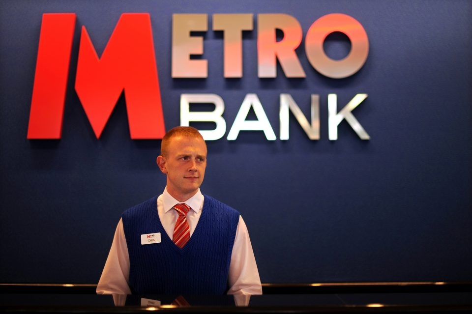 Metro Bank will snap up peer-to-peer lender Ratesetter after agreeing a £12m sale it hopes will push it into more profitable banking avenues.