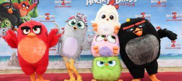 """Angry Birds 2 - Der Film"" Premiere In Berlin"