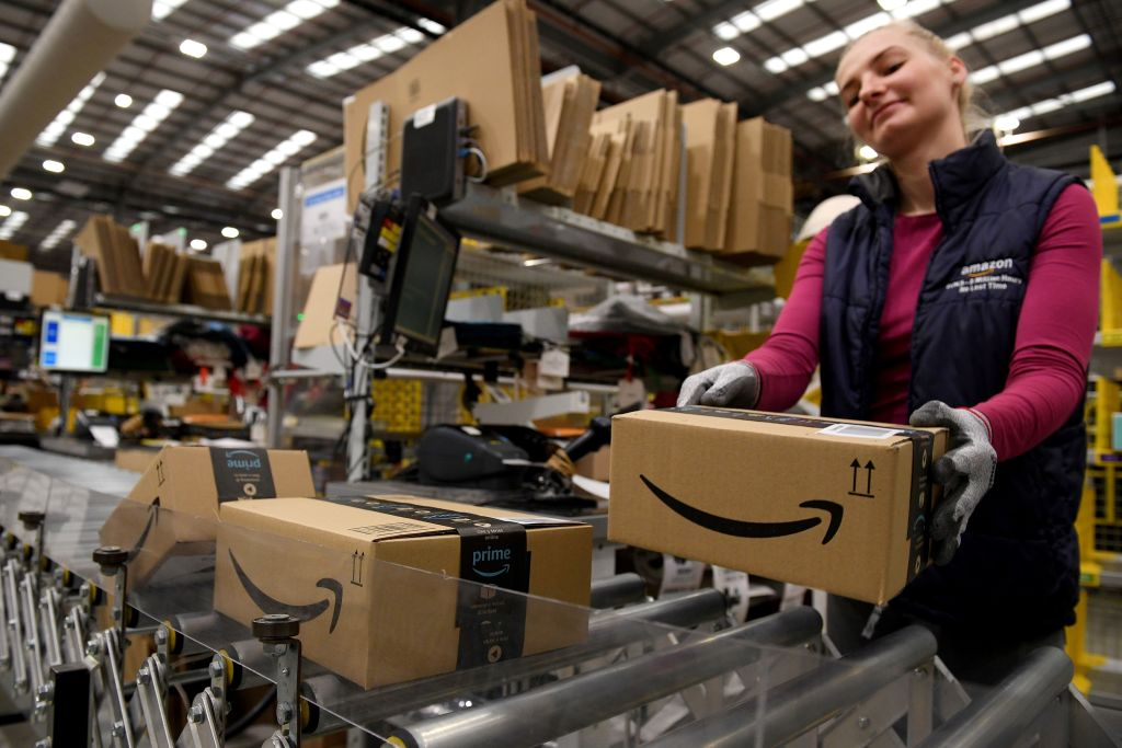 In love with Amazon? It's just a marriage of convenience - CityAM