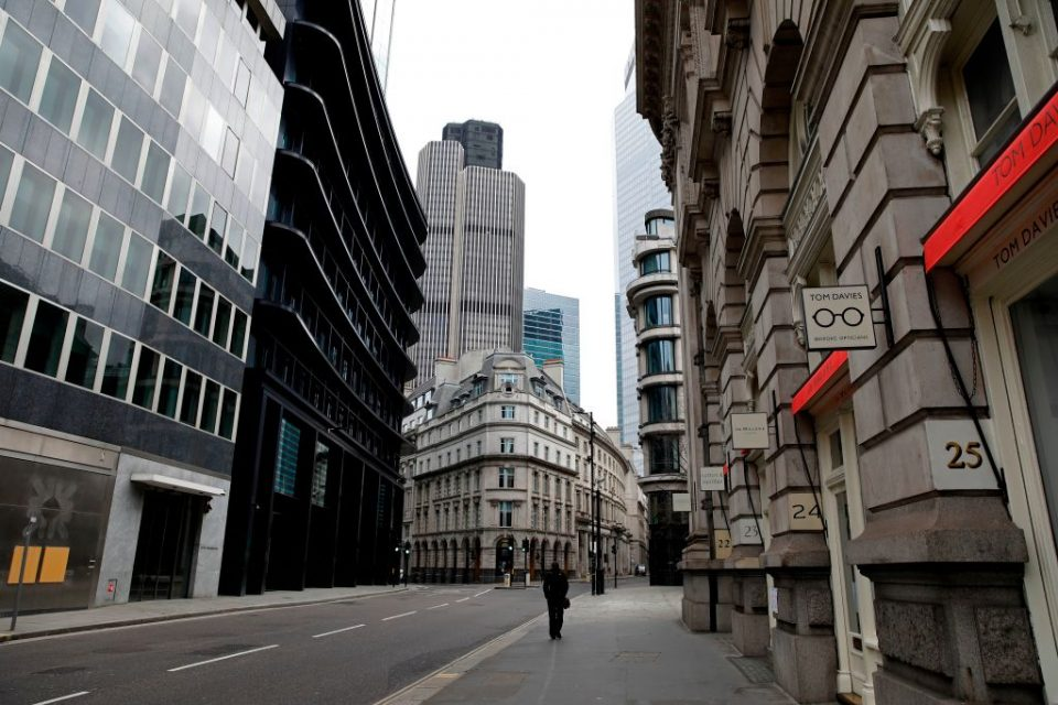 Sadiq Khan has admitted that empty offices are damaging the economy