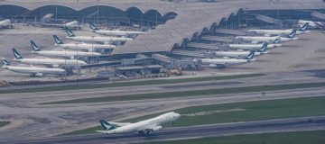Construction firm Balfour Beatty this morning announced that its south-east Asia joint venture has won a HK$12.9bn (£1.27bn) contract to expand Hong Kong International Airport's Terminal 2.