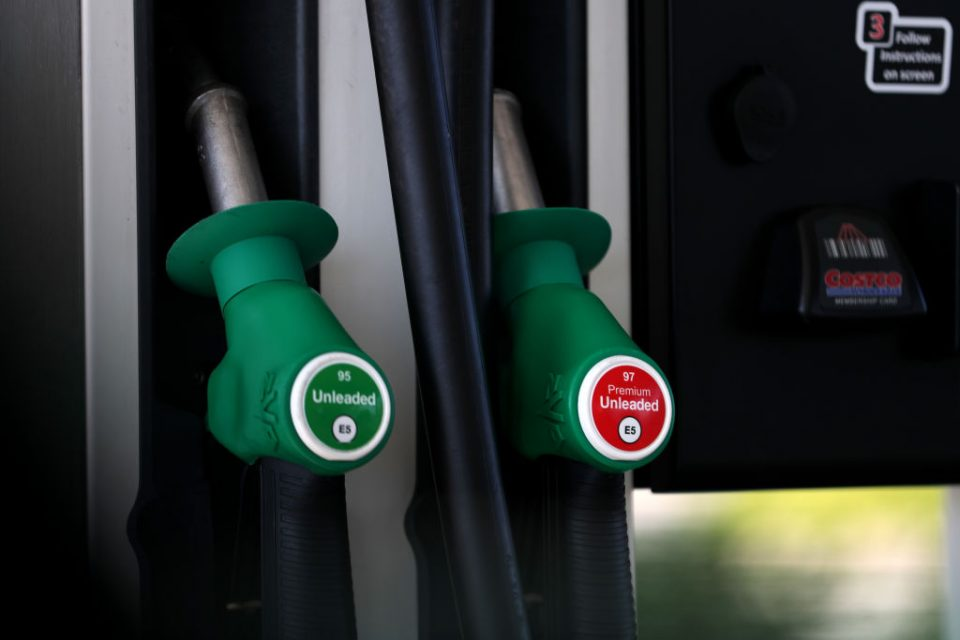 UK inflation picks up to one per cent as oil prices rebound