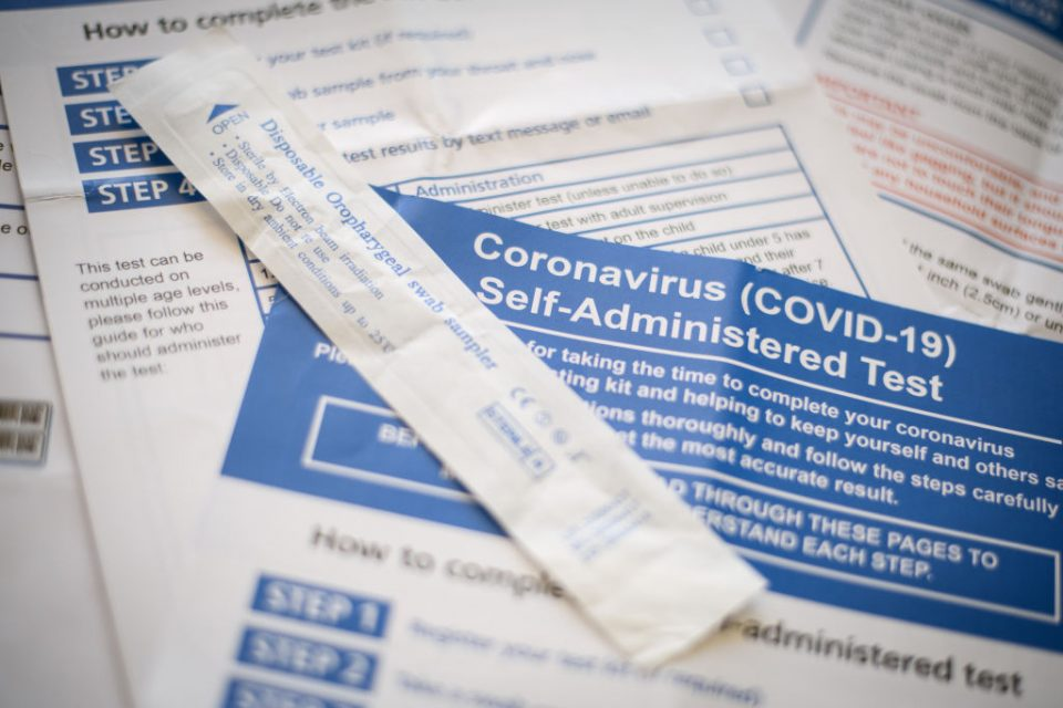 UK to roll out 90-minute coronavirus tests