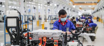Chinese car sales surge for fourth consecutive month in July
