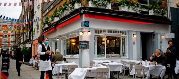 London chefs urge mayor to drop congestion charge