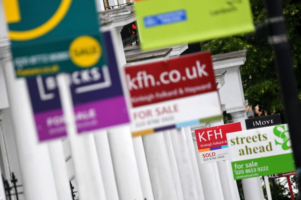 High demand for so-called prime property has led the UK housing market's post-lockdown rebound, new data from estate agents Knight Frank revealed today.