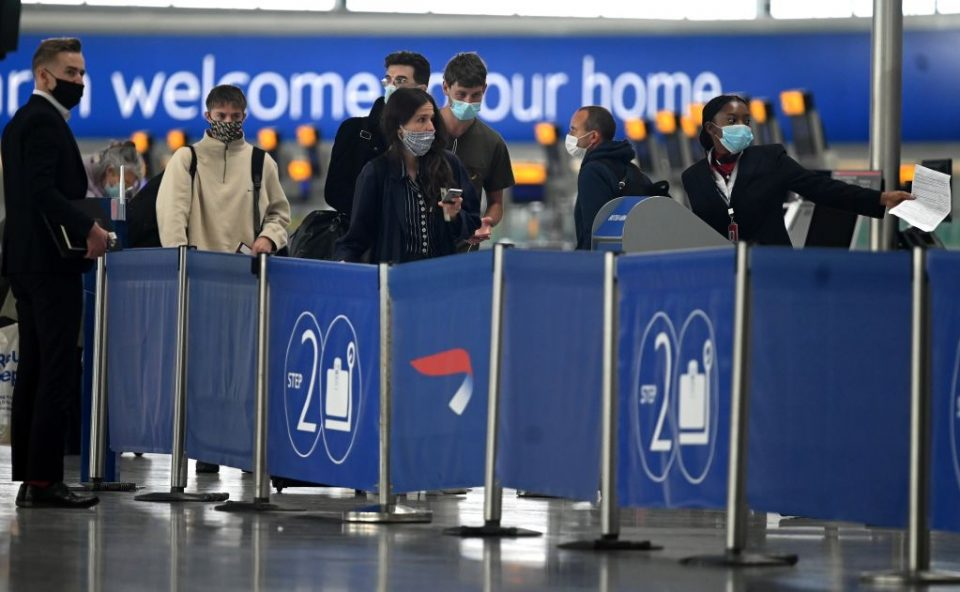 From Saturday, people travelling to the UK from France and the Netherlands will have to quarantine for 14 days after a surge in cases in the countries.RT-TRAVEL
