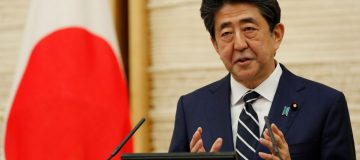 Prime Minister Abe ended emergency coronavirus measures in late May, but like many other countries,  Japan suffered a record decline in the second quarter