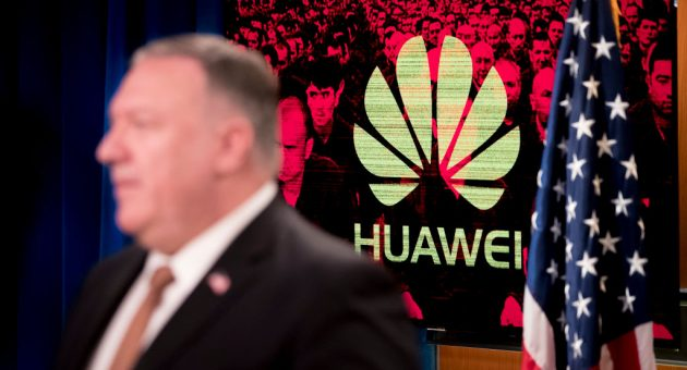 Huawei: US ramps up sanctions as China tensions grow