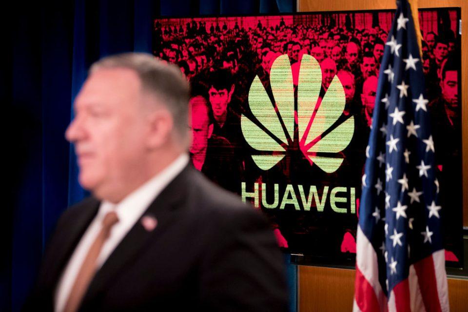 US-CHINA-BRITAIN-HUAWEI-DENMARK-DIPLOMACY