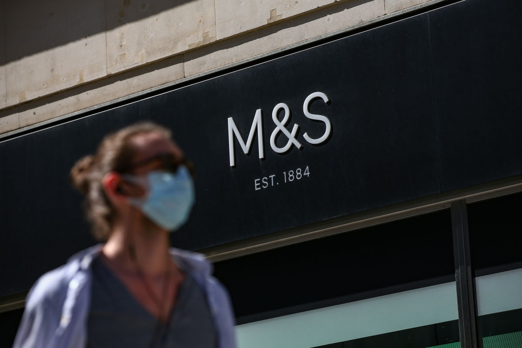 Marks & Spencer had already announced 950 management job cuts in late July