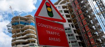 BRITAIN-CONSTRUCTION-HOUSING