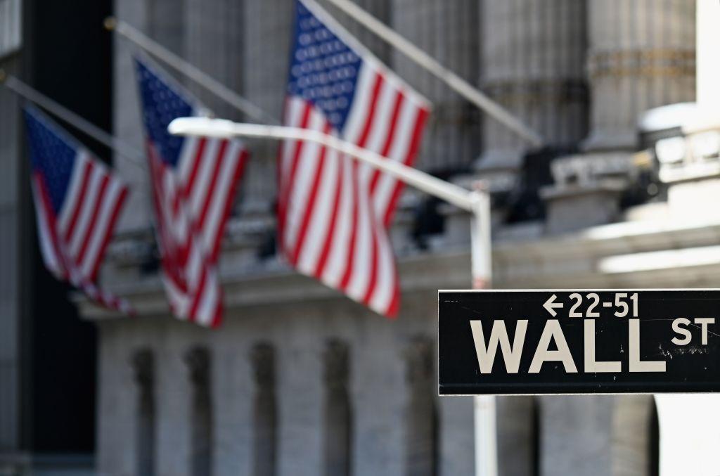 Markets live: US stocks near record high on stimulus hopes