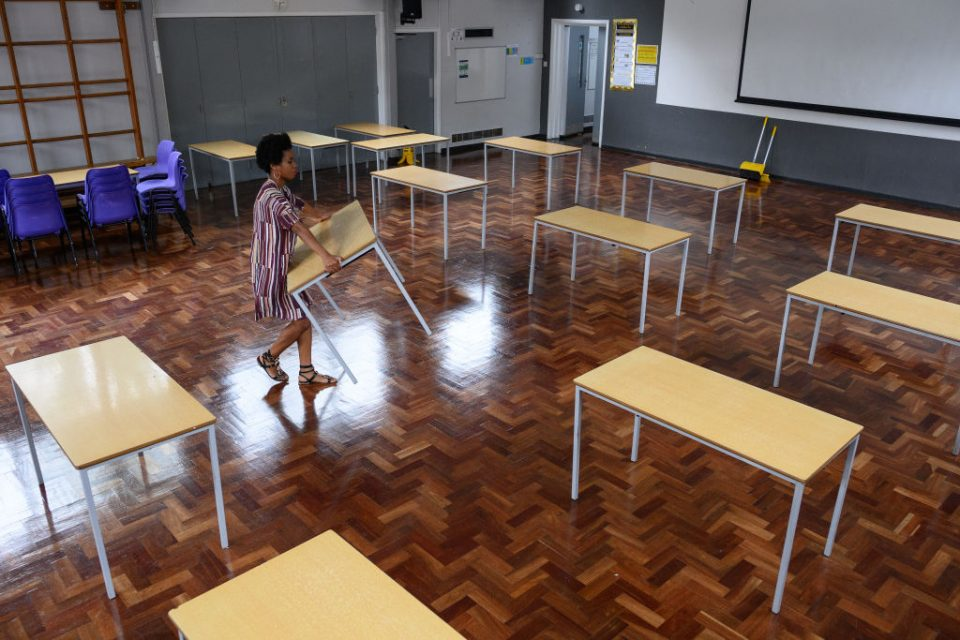 Reopening UK schools in September without an effective test and trace system could result in a second wave double the size of the first, a study finds